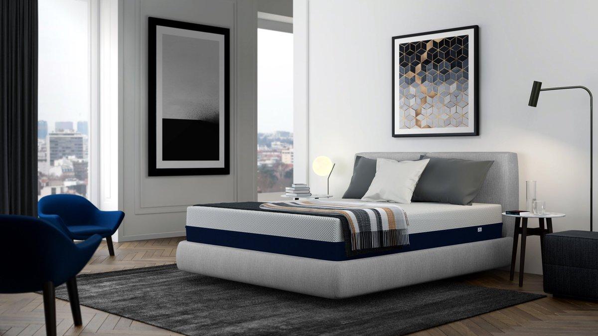 AMERISLEEP AS4 - mattress for back pain
