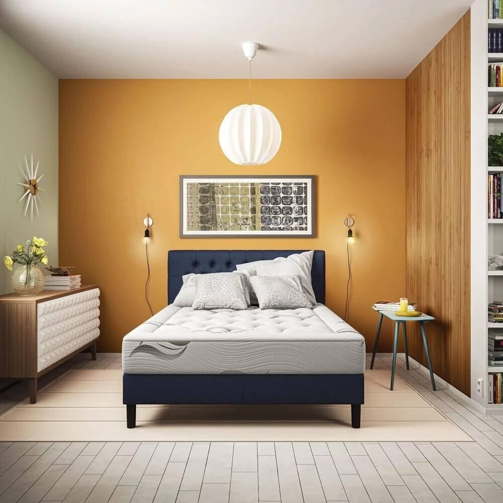 ZinusUltra Plush memory foam mattress