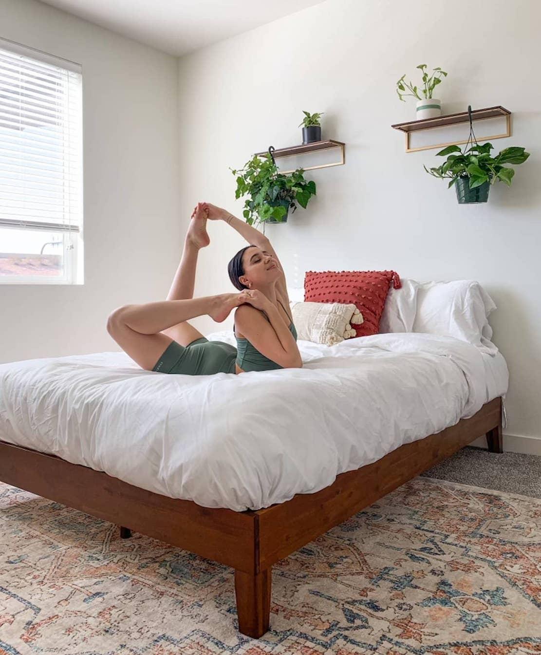 Zinus mattress brand