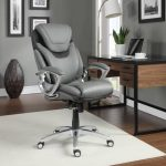 Serta air health and wellness executive office chair vs Serta air lumbar bonded leather: Which has better back support?